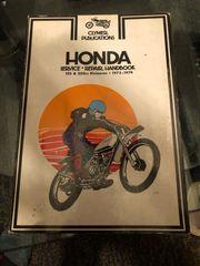 Honda Elsinore 250cc 1973 Bücher