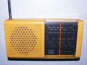 Radio Kofferradio ITT Junior automatic