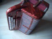 Handharmonika Ziehharmonika Akkordeon diatonisch - Tell