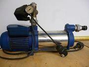 Verkaufe AVAG Hauswasserwerk mp 120