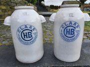 Antik CLAAS Konservenkrug H B