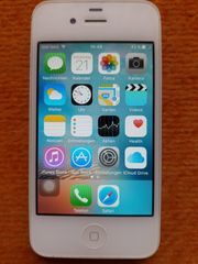iPhone 4s 16GB weiss