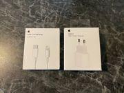 iPhone Ladekabel und Adapter