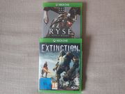 Xbox one Extinction und Ryse