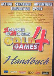 Gold 4 Games Spielesammlung
