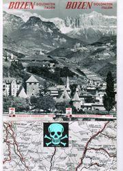 Bozen Dolomiten Italien Reiseprospekt Reiseführer