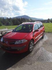 Renault Megane Kombi mit AHK