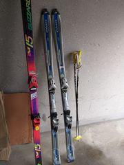 2 Paar Carving-Skier 1 Paar