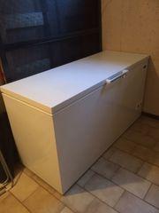 Lagertruhe Tiefkühltruhe gebraucht zu verkaufen