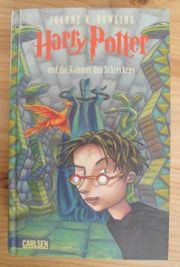 Harry Potter Buch Die Kammer