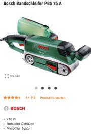 Bosch Bandschleifer PBS 75 A