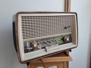 Konvolut historische Röhrenradios Auch einzeln