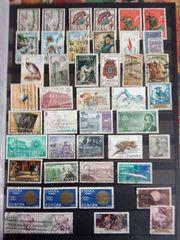 Briefmarken Lot Spanien überwiegend gest -