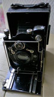 Alte Ihagee Kamera mit Original