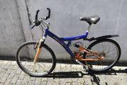Mountainbike Fully MTB designed Bauer