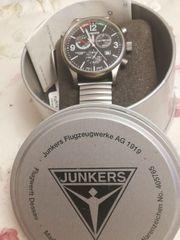 Junkers Chronograph Ju-52 ETA G10