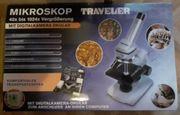 Mikroskop Traveller Neu