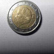 2 Euro Münze Fehlprägung