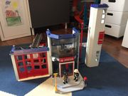Playmobil Feuerwehrwache