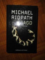 Buch Roman Michael Ridpath Jagd