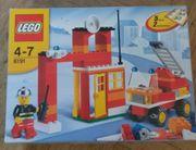 Lego 6191 Bausteine Feuerwehr