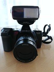 Minolta Dynax 7000i Spiegelreflex Kamera