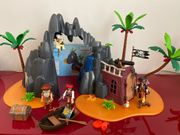 Playmobil- Piraten-Schatzinsel 6679