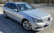 Mercedes C-Klasse T-Modell Avantgarde Facelift
