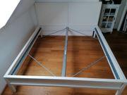 IKEA Doppelbett 180x200cm Trondheim weiss