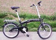 Faltrad 20 Alu-Rahmen