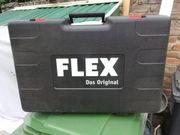 Flex Winkelschleifer Koffer
