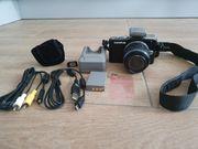 Olympus Pen Lite E-PL3 Kompaktkamera