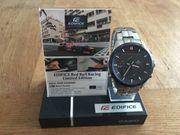 Casio Edifice red Bull Racing