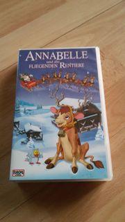 VHS ANNABELLE UND DIE FLIEGENDEN