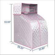 Faltbare Dampf Sauna Gebraucht