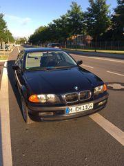 BMW 320i E46 Limousine