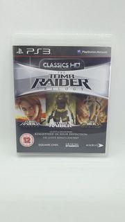 Tomb Raider Trilogy Classics HD