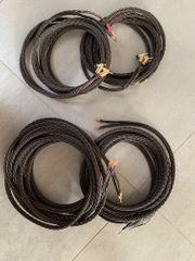 Kimber Kabel 8 PR - high-end-Lautsprecherkabel