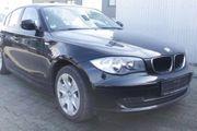 1er BMW 116 Diesel Navi