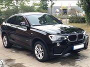 BMW X4 xDrive20d UNFALLFREI TOP