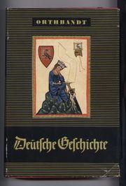 Deutsche Geschichte ORTHBRANDT