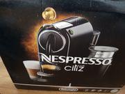 Nespresso Citiz Kaffeemaschine mit aeroccino