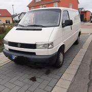 VW Bus T4 Transporter camper
