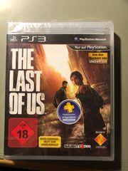 PS3 Spiel Tha Last of