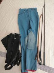 Reitsachen gebraucht Damen-Reithose Gr 38