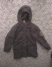 Mantel braun Größe 140 mit