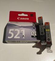Canon Druckerpatronen CLI-521 3 Stk