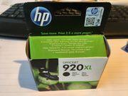 Verkaufe Druckerpatrone Schwarz HP920XL