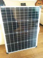 Solarpanel 50 Wp - mono für
