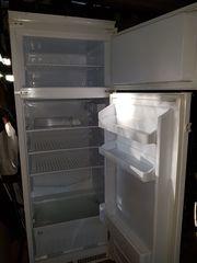 Große Einbau Kühl-Gefrierkombi Einbaukühlschrank